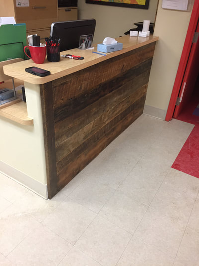 Commercial Spaces - BEETON BARN BOARD